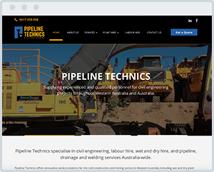 Pipeline-Technics-Construction-Website