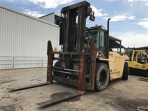 2003 Hyster H18.00XM-12 Forklift SA