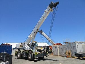 2012 Grove RT765E-2 Rough Terrain Crane - WA