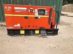 2013 Generator nsw
