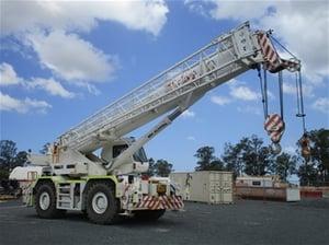 2014 Tadano GR-600E-2 Rough Terrain Crane - QLD