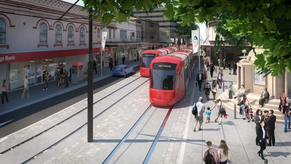 Parramatta-Light-Rail
