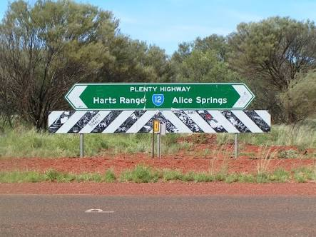 Plenty Highway Upgrade