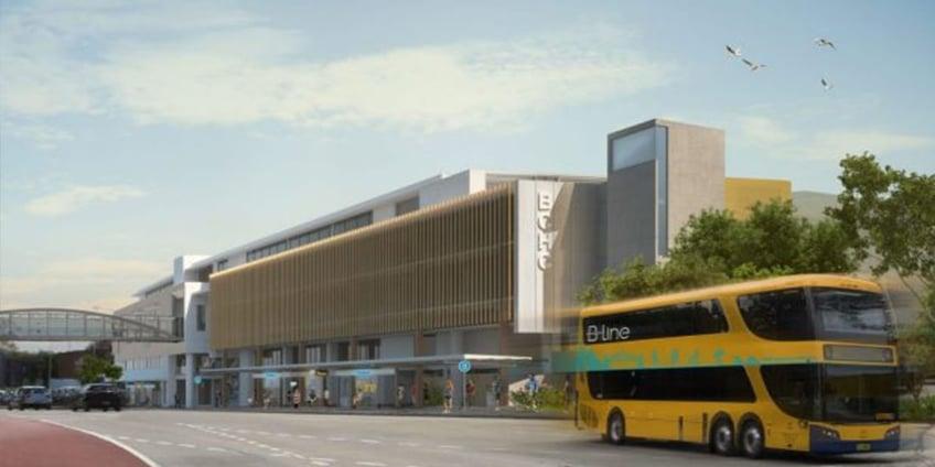 Sydney-B-Line-Buses