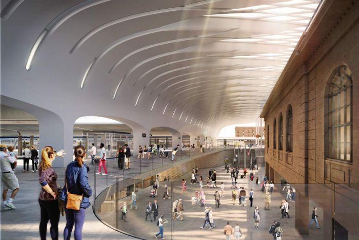 Sydney-Central-Station-Laing-ORourke
