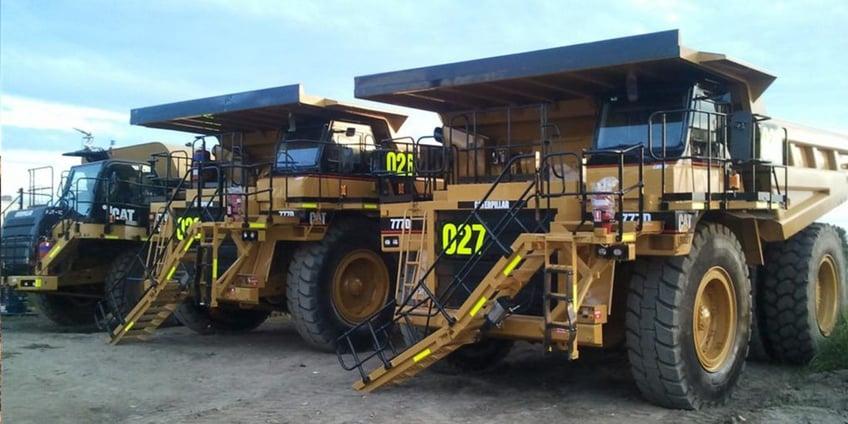 THE Mining Pty Ltd Banner