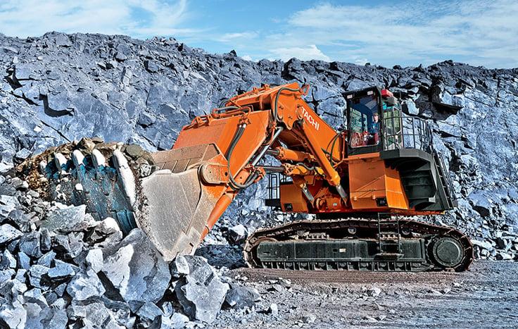 hitachi ex1200-6 excavator