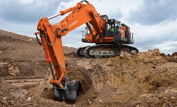 hitachi ex1200-6 excavator review