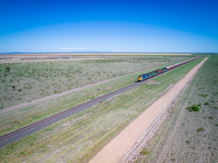 Melbourne to Brisbane Inland Rail
