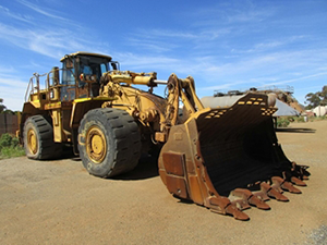 Wheel-Loaders