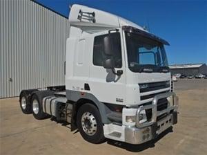 2008 DAF CP7586 6x4 Prime Mover SA