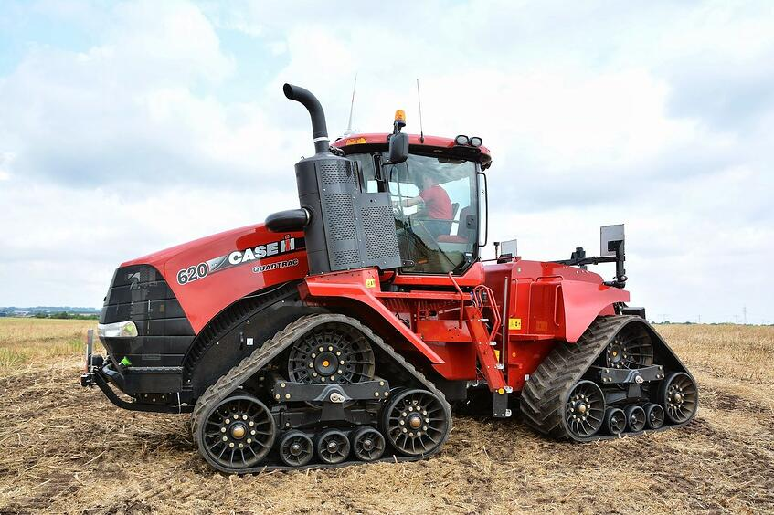 Case IH Steiger Quadtrac 620 Tractor