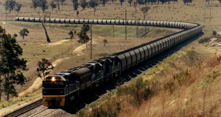 Adani-Coal-Rail-Build