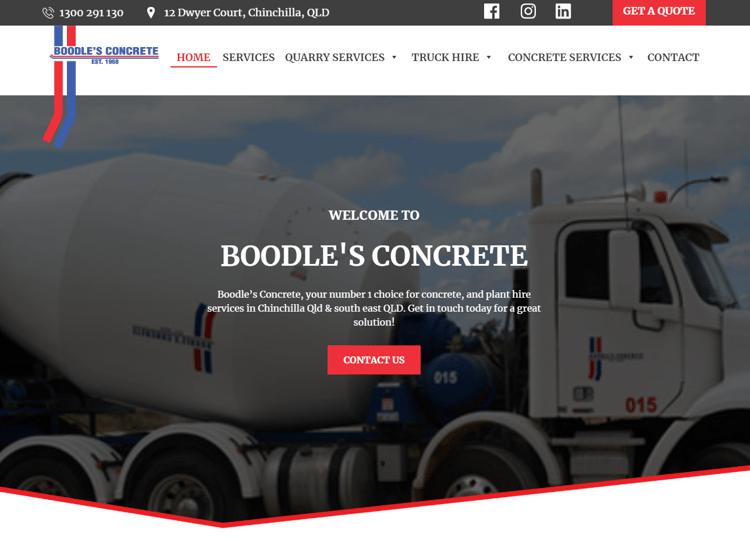 Boodles Concrete