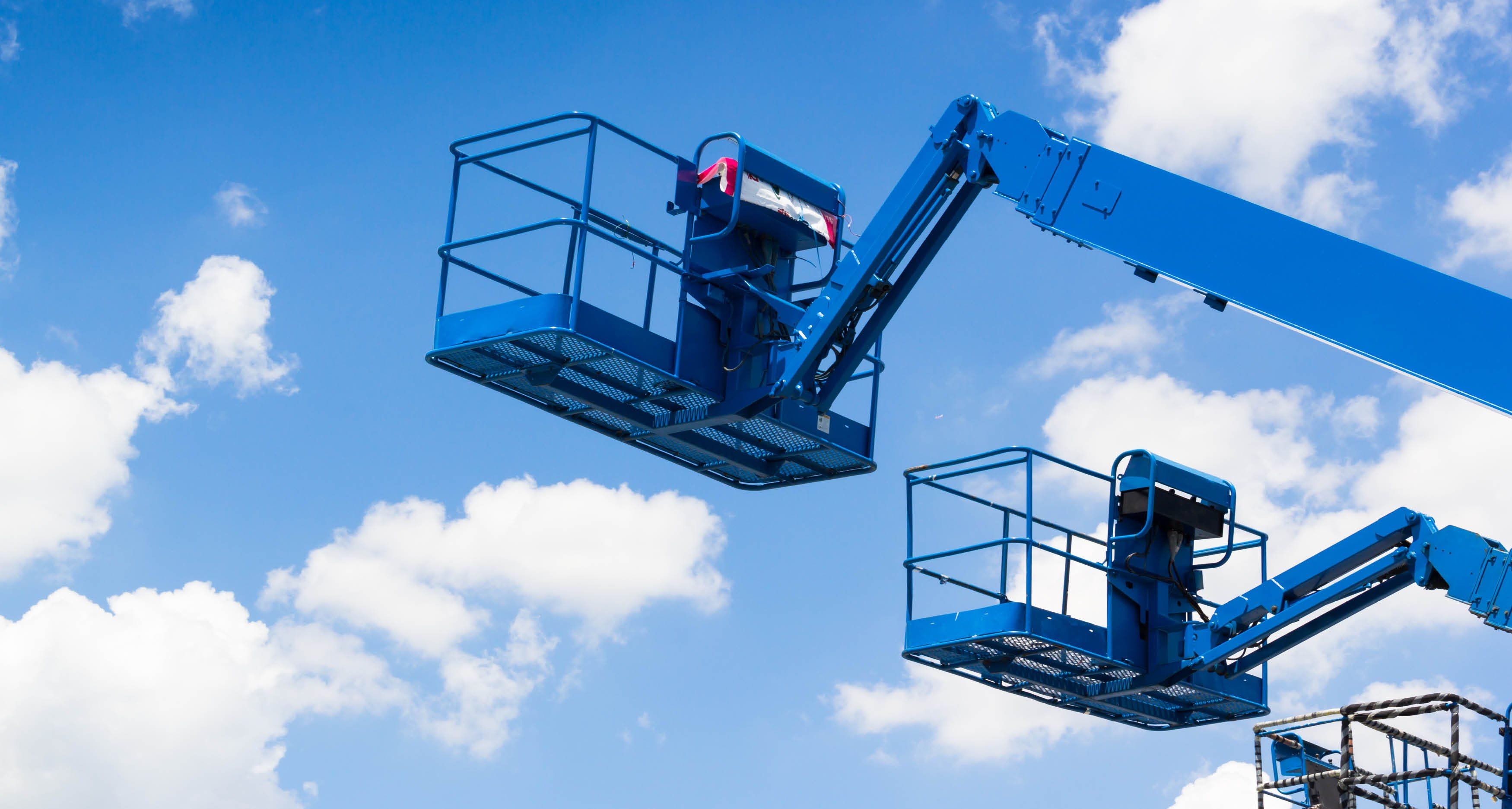 Boom Lift Hire Rates