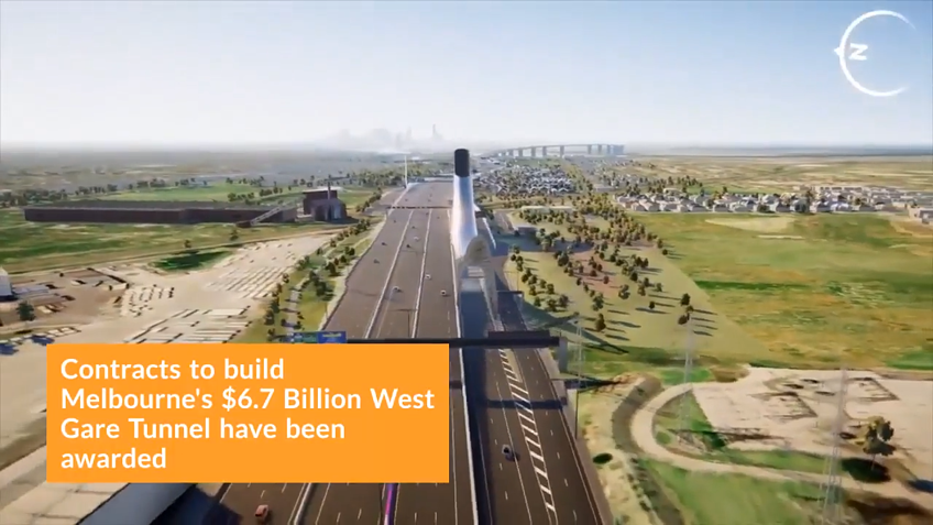 CPB Contractors-John Holland JV Awarded Contracts to Build the $6.7 Billion West Gate Tunnel