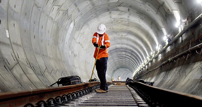 CPB Tunnel Work