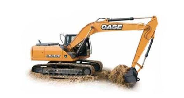 CX210C-Case-Excavator