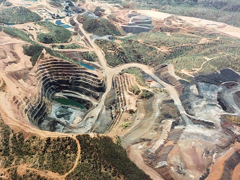 Capricorn-Copper-Mine