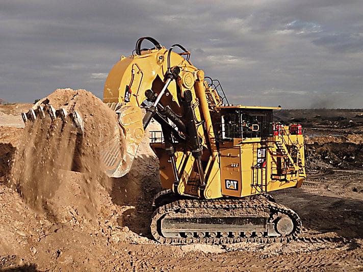 caterpillar-6090-FS-excavator