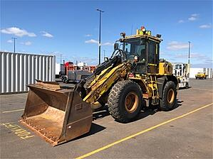 Caterpillar 930H Articulated Wheel Loader with Bucket WA