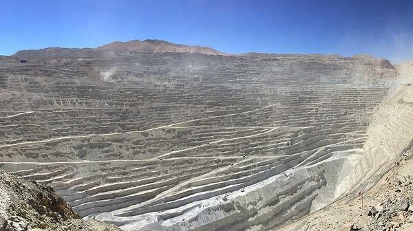 Chuquicamata-Copper-Mine