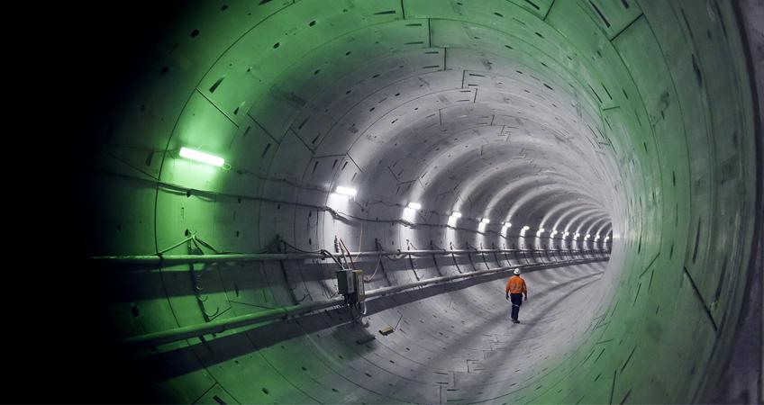 Sydney Metro Tunnel