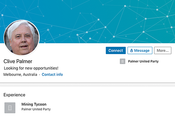 Clive-Palmer-linkedin