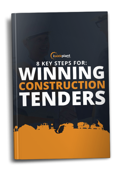 8 Key Steps for Winning Construction Tenders