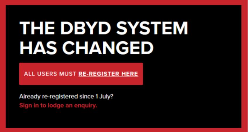 DBYD NSW