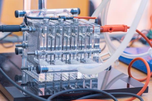 Detail Hydrogen Fuel Cells Alternative Clean