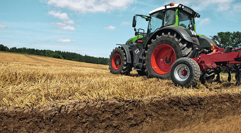 Fendt Tractors