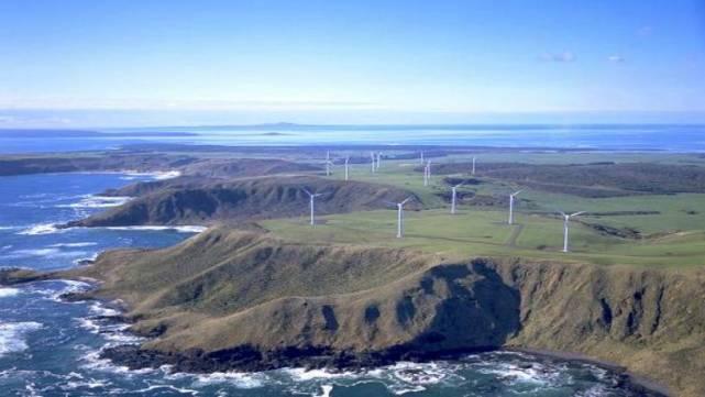 Granville Harbour Wind Farm