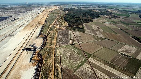 Hambach Coal Mine