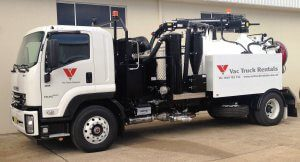 Va cTruck Rentals - 4000L Unit Mini