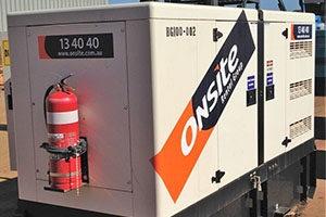 Generators for sale at GraysOnline