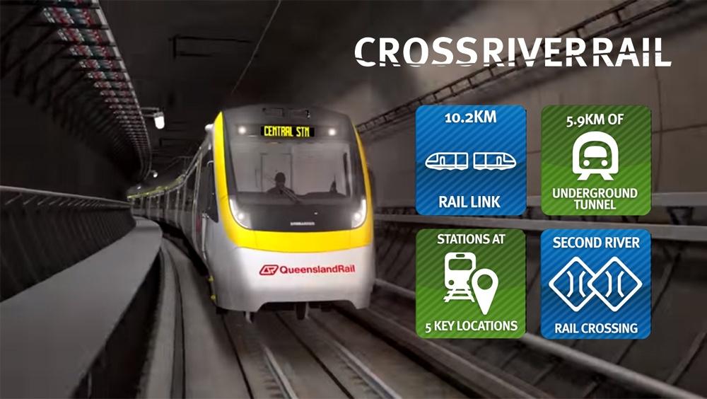 Cross River Rail Details