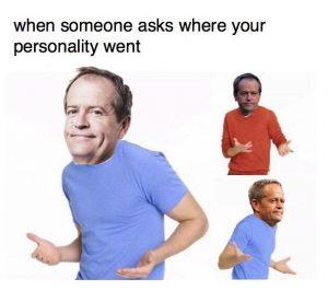 Shorten Personality