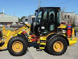 Loaders for hire - Total Plant Hire