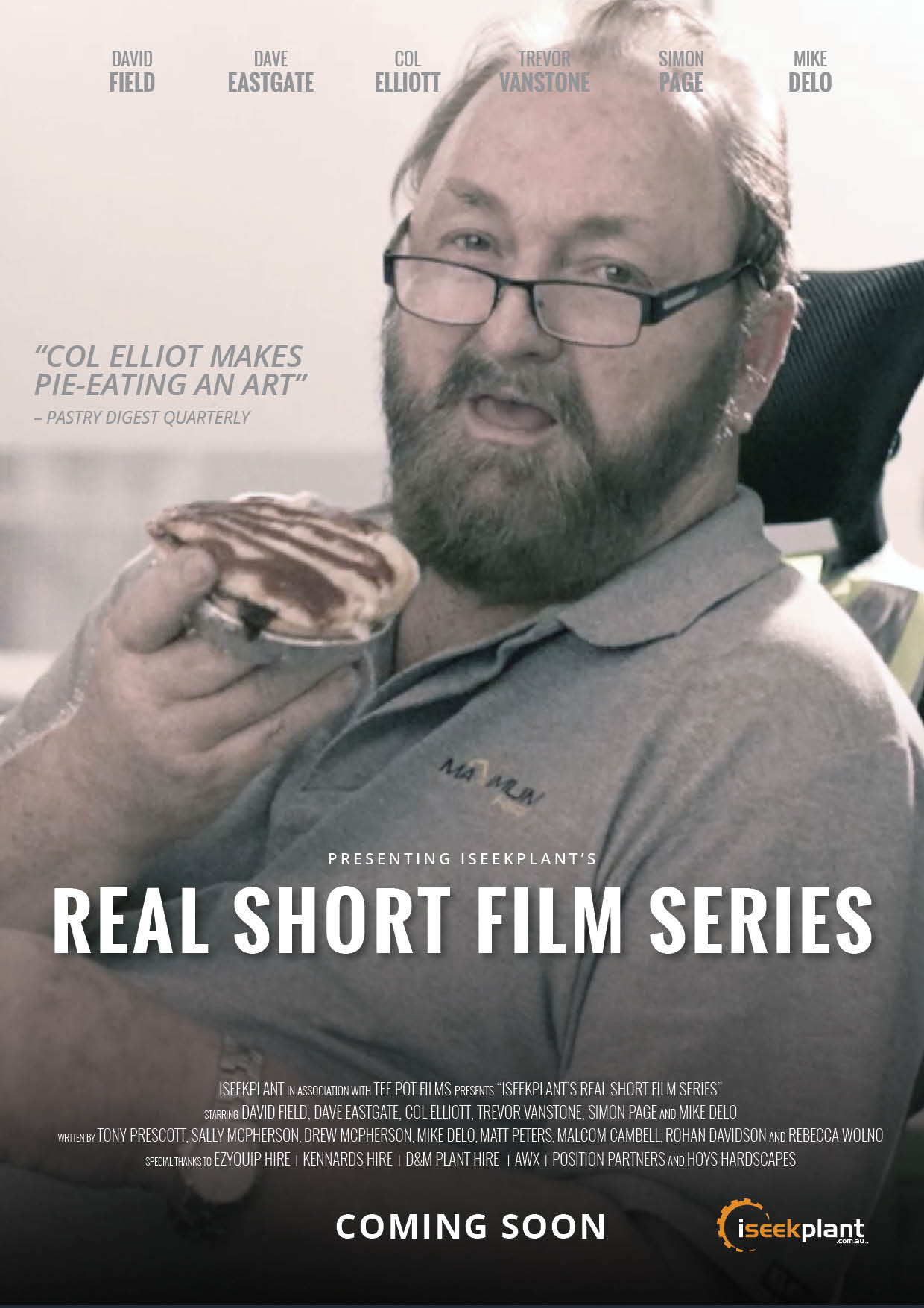 ian - iseekplant real short film series