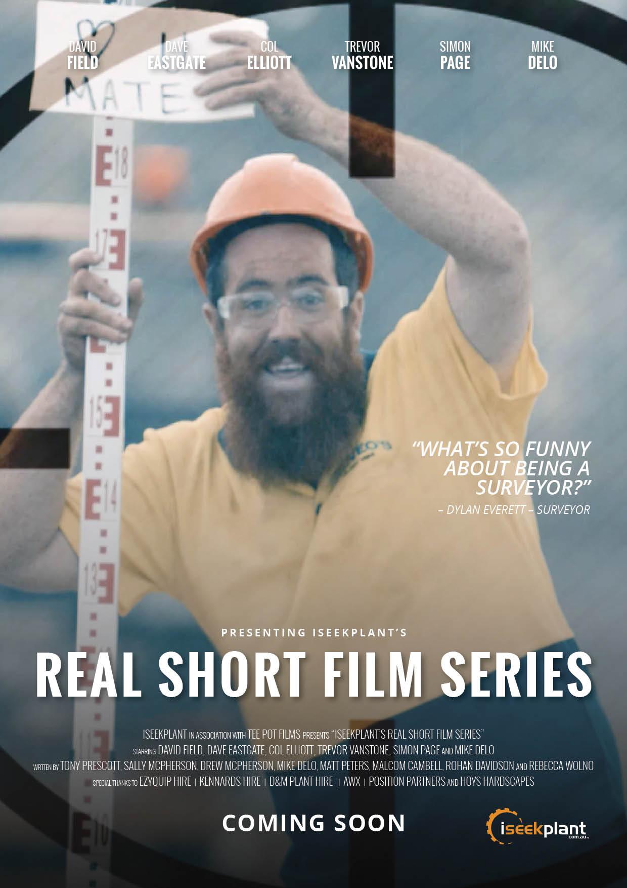 steveo - iseekplant real short film series