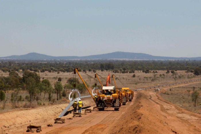 Northern Gas Pipeline Jobs
