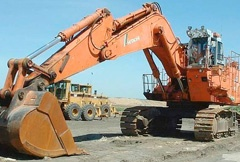THE Mining Pty Ltd - Excavators for hire.