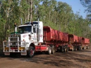 THE Mining Pty Ltd - Prime Movers for hire.