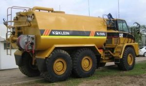THE Mining Pty Ltd - Water Carts for hire.