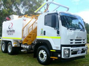 Water Cart for hire - Total Plant Hire