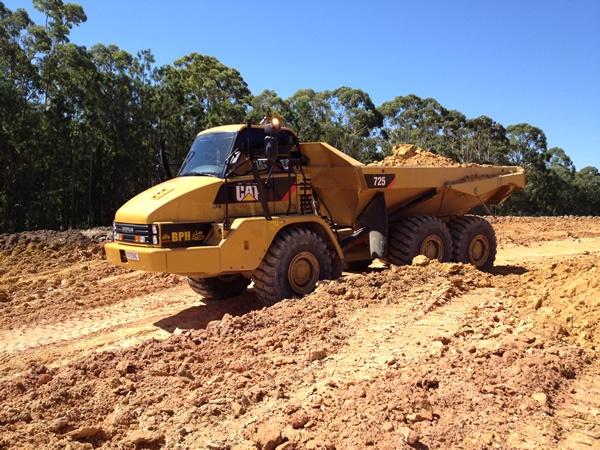 Bachmann Plant Hire Dump Truck