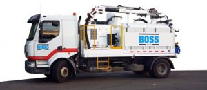 Boss Hire Vac Truck for hire