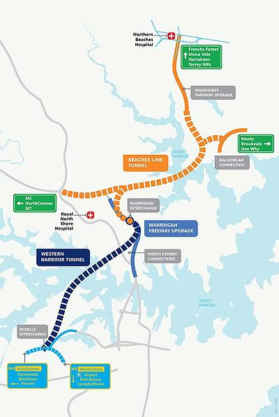 western-harbour-tunnel-beaches-link-map-630