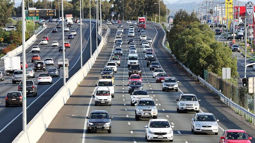 M1 Pacific Motorway- Eight Mile Plains to Daisy Hill
